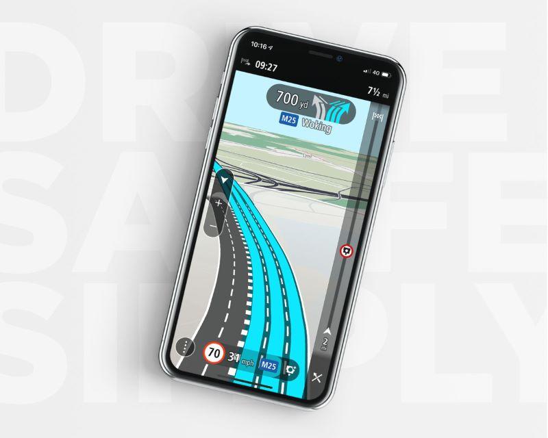 TomTom-Go-Navigation-App