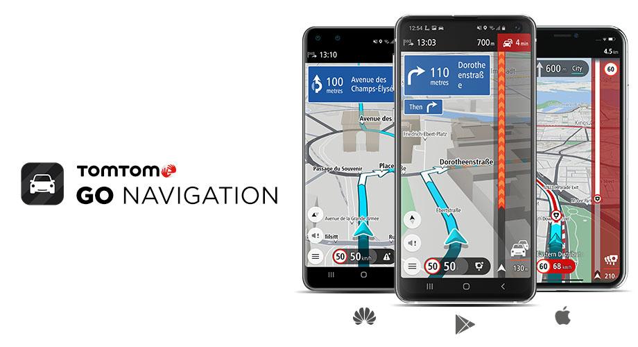 TomTom-GO-navigation