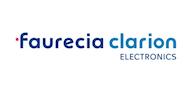 Faurecia Clarion logo